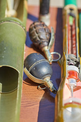 RGD - 5, hand grenade