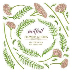milfoil elements set