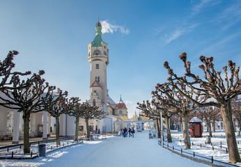 Zimowy spacer po Sopocie