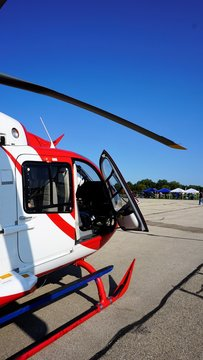 Helicopter - Air Ambulance - Medical Evacuation