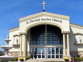 Thornhill St Paschal Baylon Church 2015