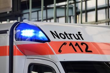 Krankenwagen / Rettungsdienst / Notfall
