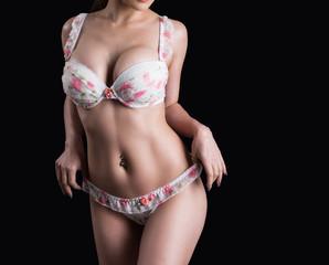 body of woman