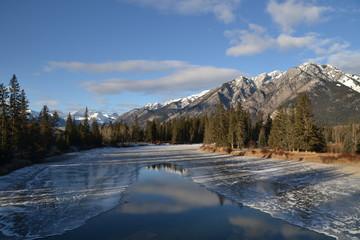 Bow River Frozen 2