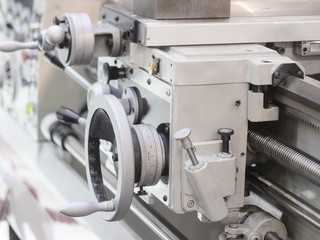 Image of a metalworking machine
