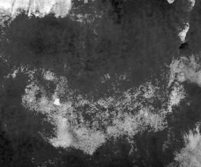 Photo sur Toile Les Textures grey watercolor