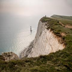 Beachy Head, West Sussex, UK