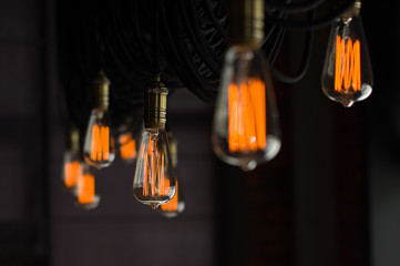 Vintage incandescent lamps