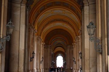 イタリアのカゼルタ宮殿