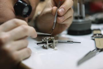 Clockwork repairs