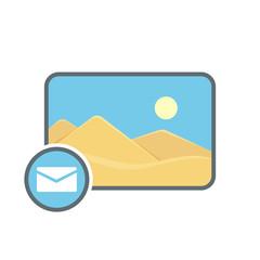 Attache image mail photo photography picture send icon