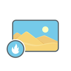 Hot image photo photography picture icon
