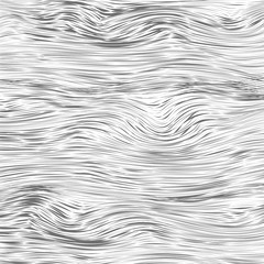 Wave Stripe Background. Line Textured Pattern
