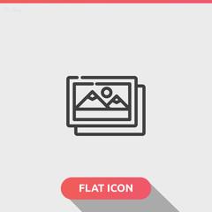 picture vector icon