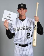 MLB: Colorado Rockies-Media Day