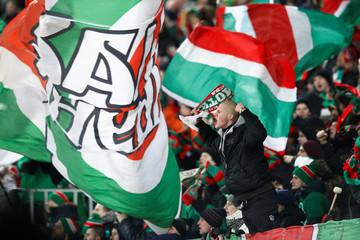Europa League Round of 32 Second Leg - Lokomotiv Moscow vs OGC Nice