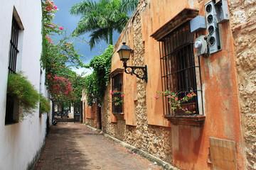 Dominican Republic santo domingo streets