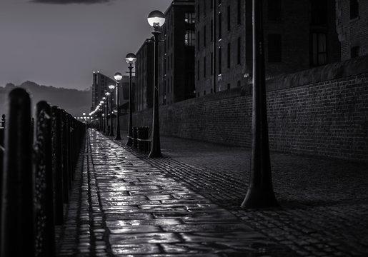 Albert Docks Liverpool