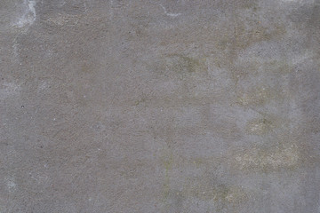 gray plaster wall texture background