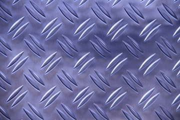 Riffelblech violett