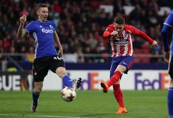 Europa League Round of 32 Second Leg - Atletico Madrid vs Copenhagen
