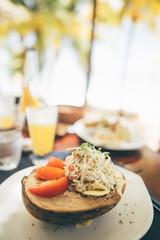 Palmheart Salad