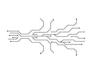circuit ilustration
