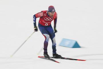 Olympics: Nordic Combined