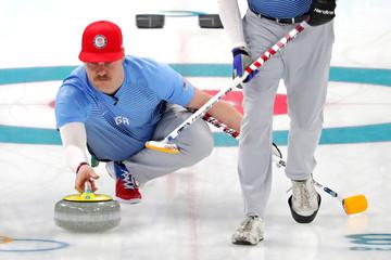 Olympics: Curling