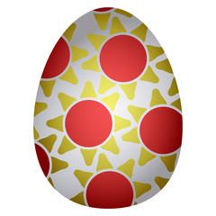 Isolated easter egg