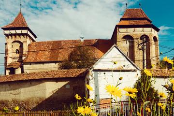 Fortified church Valea Viilor, Romania