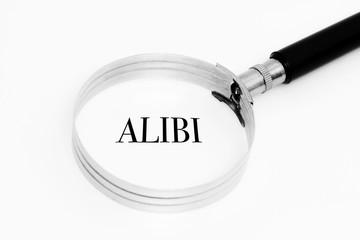 Alibisuche