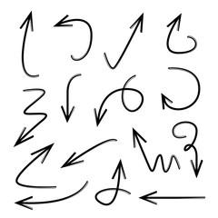 sketch and doodle arrows