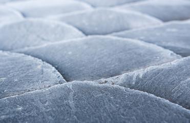 Dachschiefer, Frost