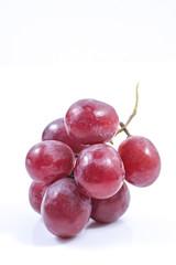 grape fruit isolated on white