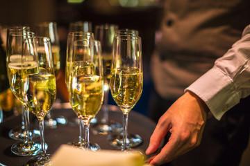 Champagner Service