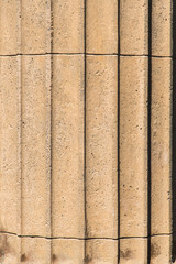 Column ancient close-up texture background. Greek Column