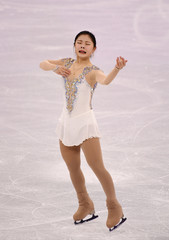 Olympics: Figure Skating-Womens Free Skate Program