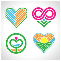 Love Logo Symbol
