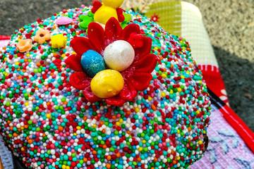 Easter bread sweet