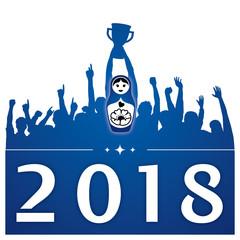 LOGO FOOTBALL 2018