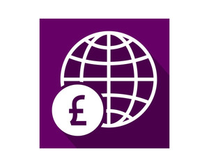 pound sterling currency money price finance bank symbol image icon