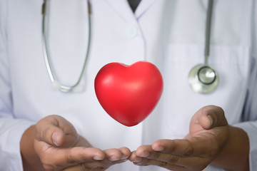 Medicine doctor red heart medicine pharmacy vmedical technology network
