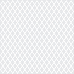 Isometric grid seamless pattern. Vector template for design.