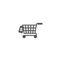 cart icon. sign design