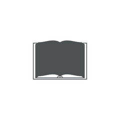 book icon. sign design