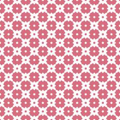 Flowery seamless pattern