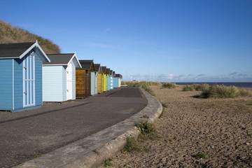 Pakefield Beach, Suffolk, England