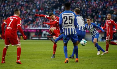 Bundesliga - Bayern Munich vs Hertha BSC