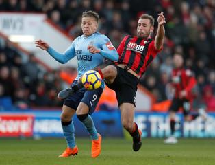 Premier League - AFC Bournemouth vs Newcastle United